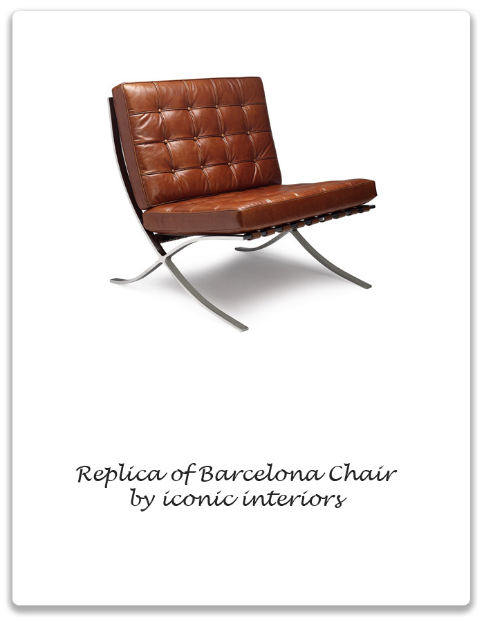Barcelona Chairs Replica Images Delectable 30 Furniture