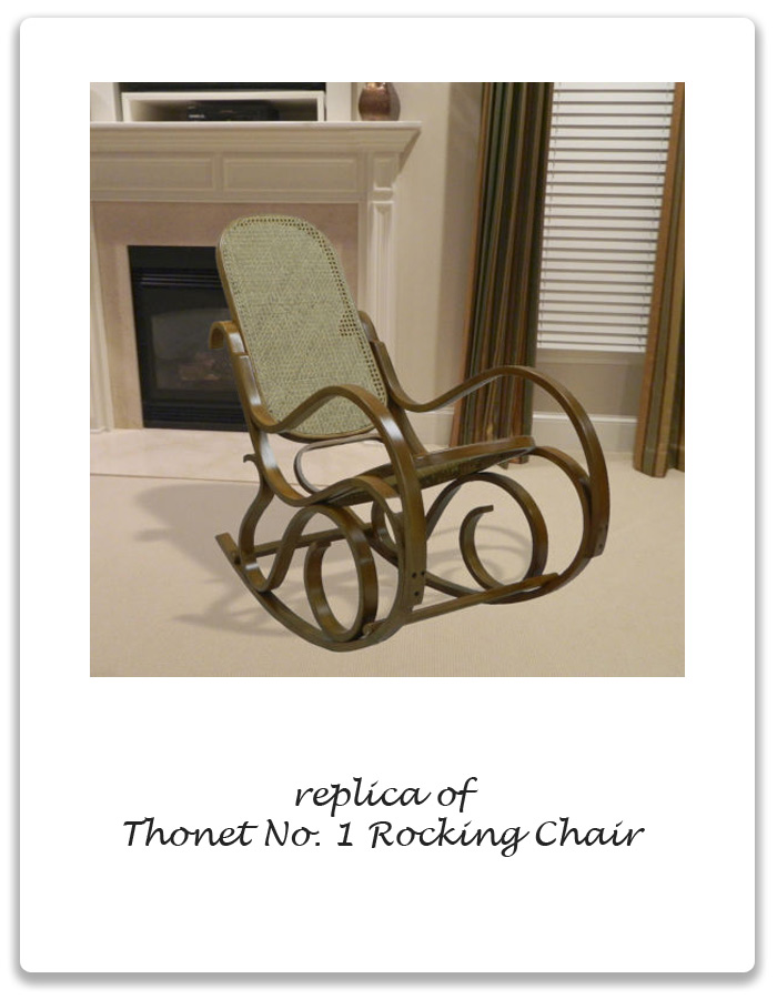 Victorian Thonet 1 Chair Replica3