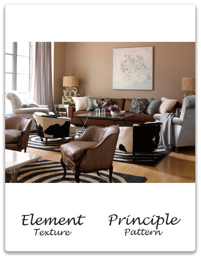 ELEMENT & ELEMENTS \u0026 PRINCIPLES OF DESIGN: Texture \u0026 Pattern | Xena Barlow